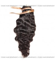 Indian Virgin Cuticle Remy Wefts - Deep Wavy